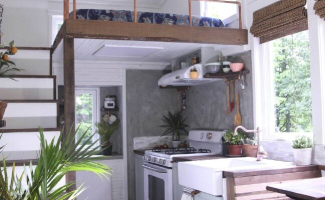 Tiny House Movement Meet Handcrafted Movement And