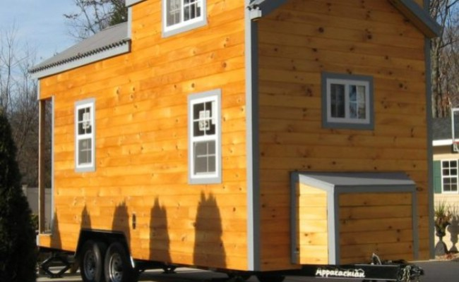 Jersey Tiny House Builders Release The Lovely And Smart