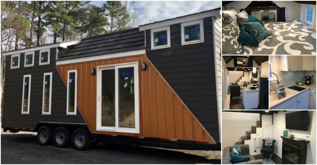 Alabama Builder Gives a Fresh Take on the Tiny House Movement with the Trinity Model