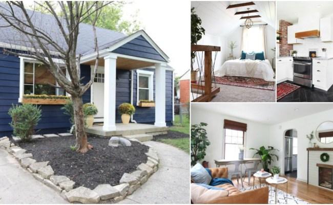 Creative Couple Transform Tired Home In Columbus Ohio 12