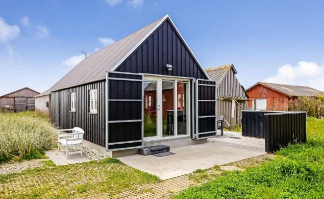 Danish Fisherman S Shed Converted Into An Incredible Tiny