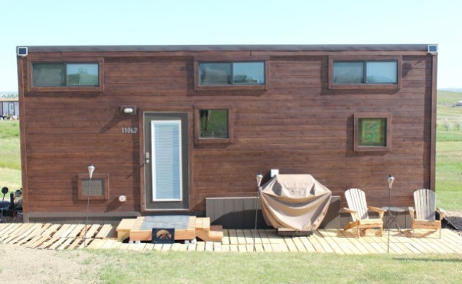 300sf Two Bedroom Tiny House For Sale In Spearfish South