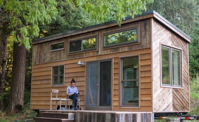 Incredible Eco Friendly 260sf Tiny House For Sale In