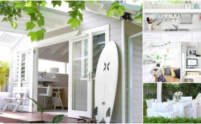 Australian Newlyweds Transform Family Garage Into 538