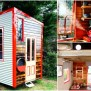 Lil Red Tiny House With Only 90 Square Feet Is For Sale