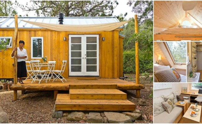 Eco Friendly Builder Designs Beautiful 220 Square Foot