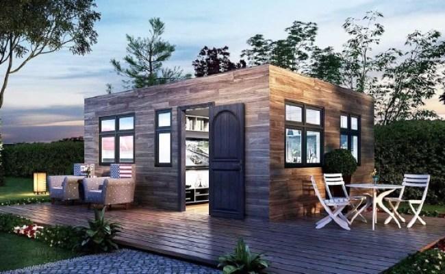 Alabama Tiny House Company Designs Modern And Refined
