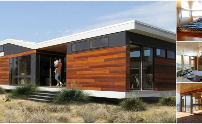 Modern And Innovative Park Model Tiny House Has