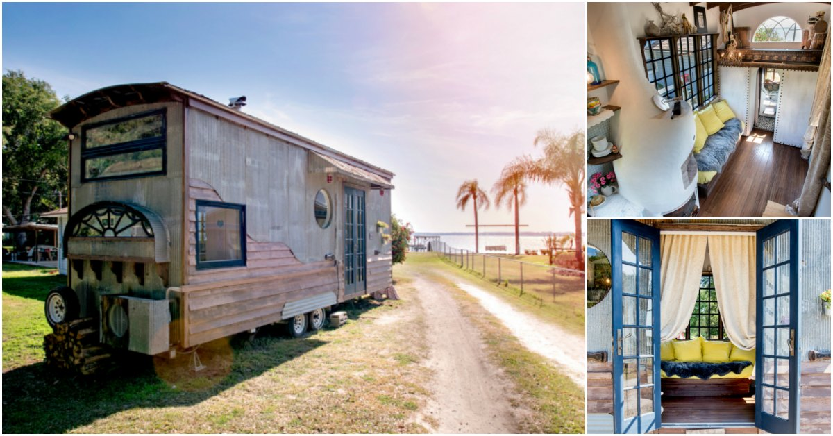 The Gypsy Mermaid is a Groovy Bohemian Paradise on Wheels