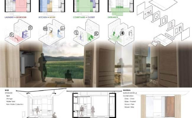 Check Out The Winners Of Volume Zero S Tiny House
