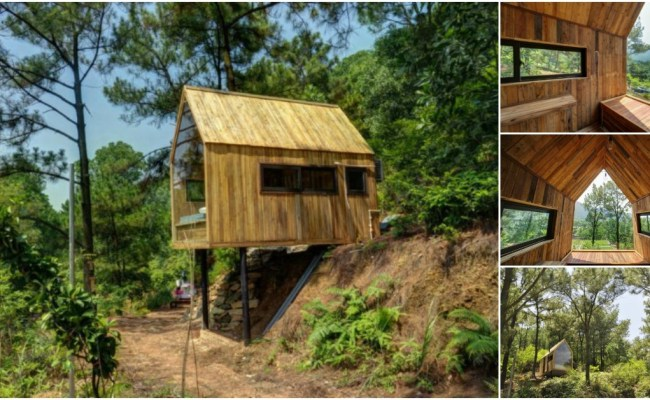 This Vietnamese Tiny House Is An Elegant Meditation On Its