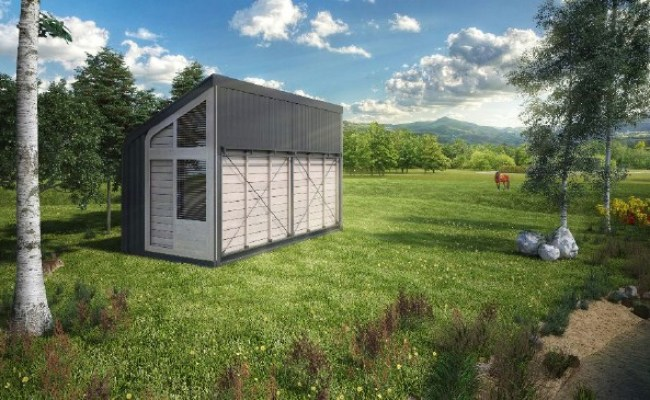 The Foldable Tiny House Can Fit Anywhere Tiny Houses