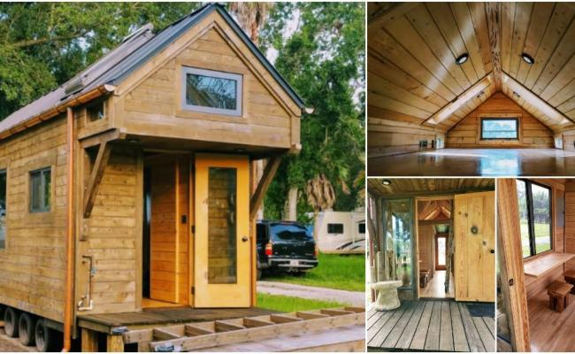 Stunning Tiny Home From Florida Tiny House Builders Is A