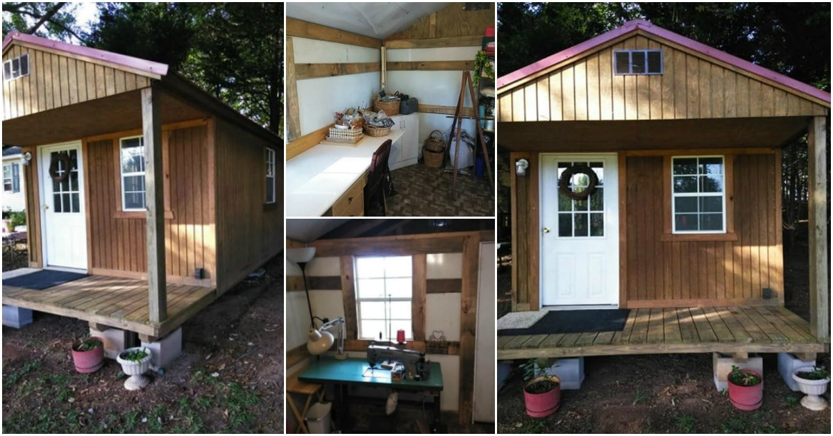 Own Your Own Tiny Studio for $12,000