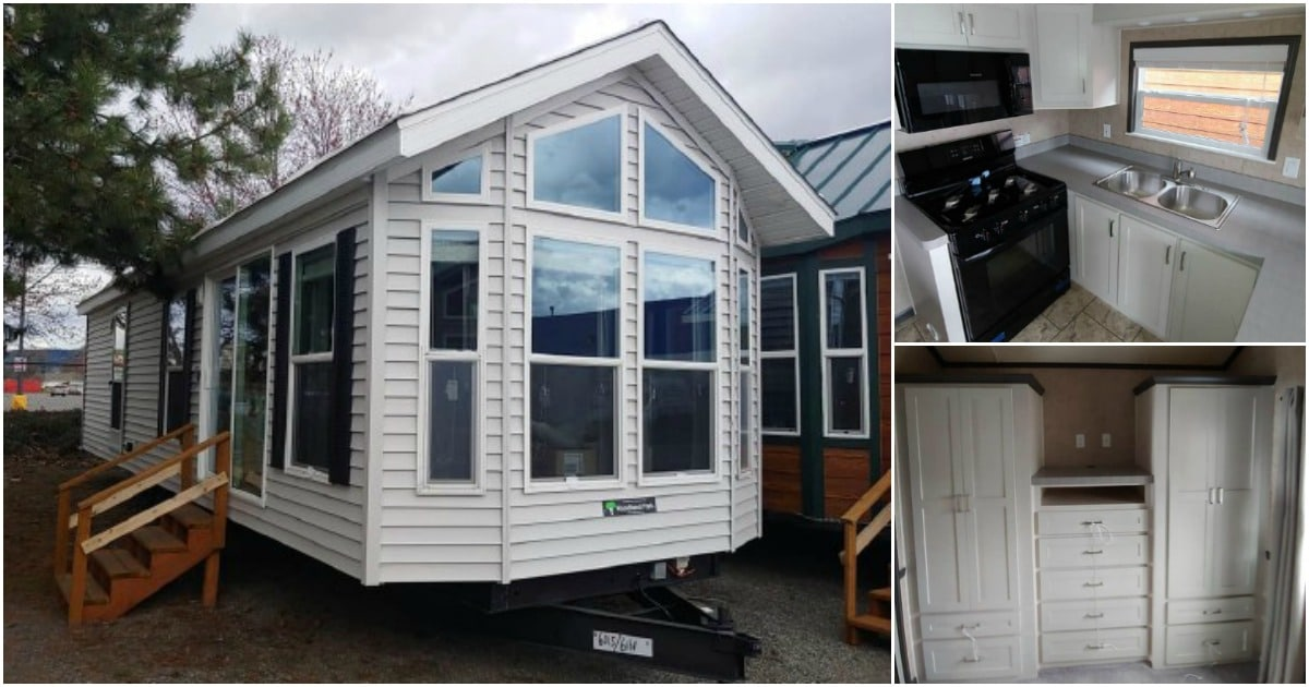 This Breathtaking Tiny House is On Sale for an Amazing Low Price