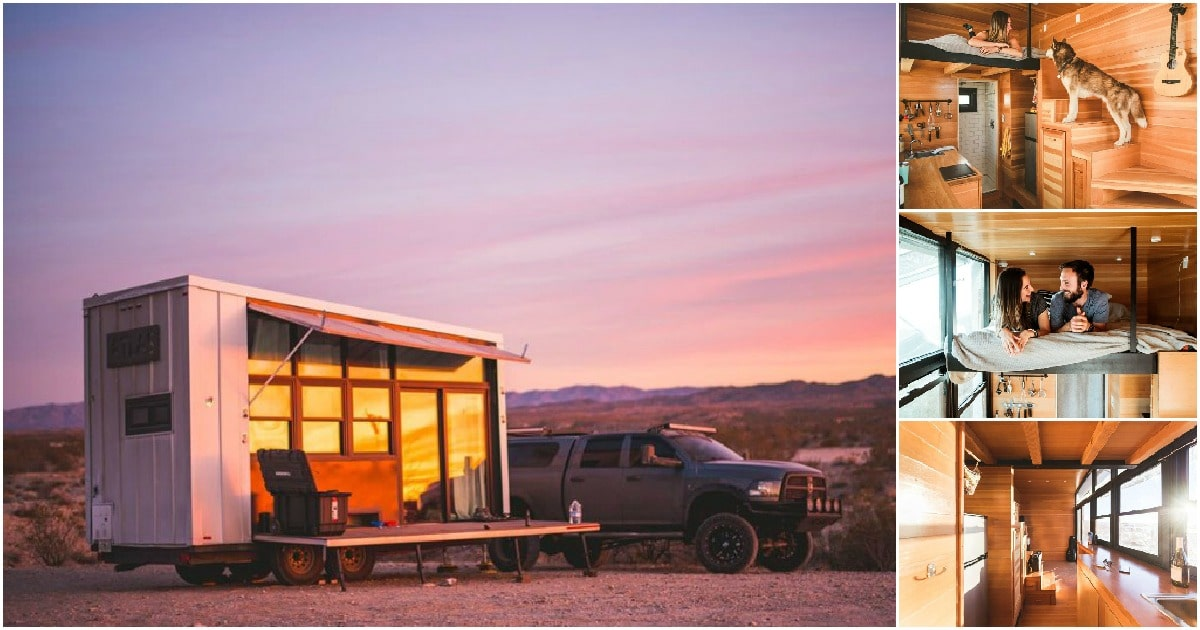 This Is Your Chance to Buy the Atlas Tiny House Featured on HGTV For Just $50,000