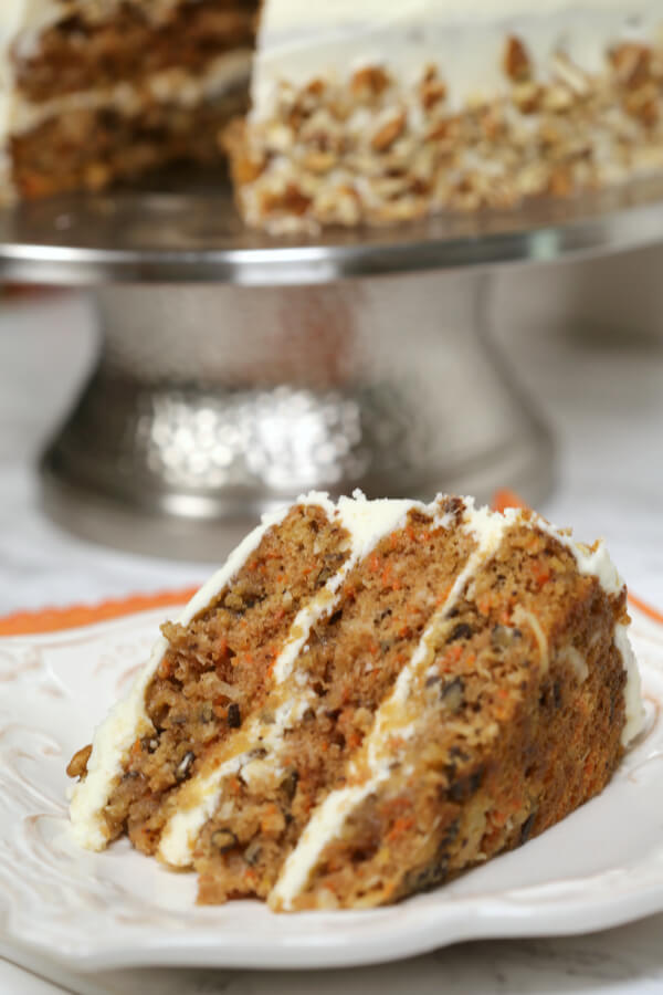 The Best Carrot Cake Ever It Is A Keeper