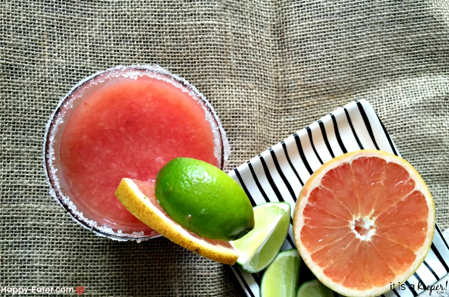 watermelon grapefruit margaritas ADD CONTENT - it is a keeper