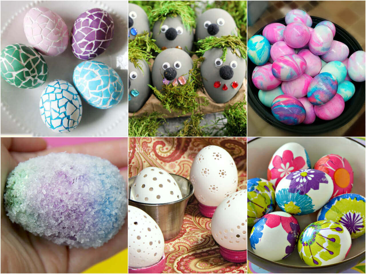 Easter Egg Decorating Ideas Kids Love  It Is a Keeper