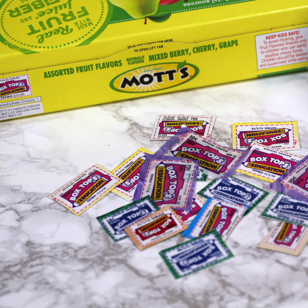 Tips For Collecting The Most Box Tops