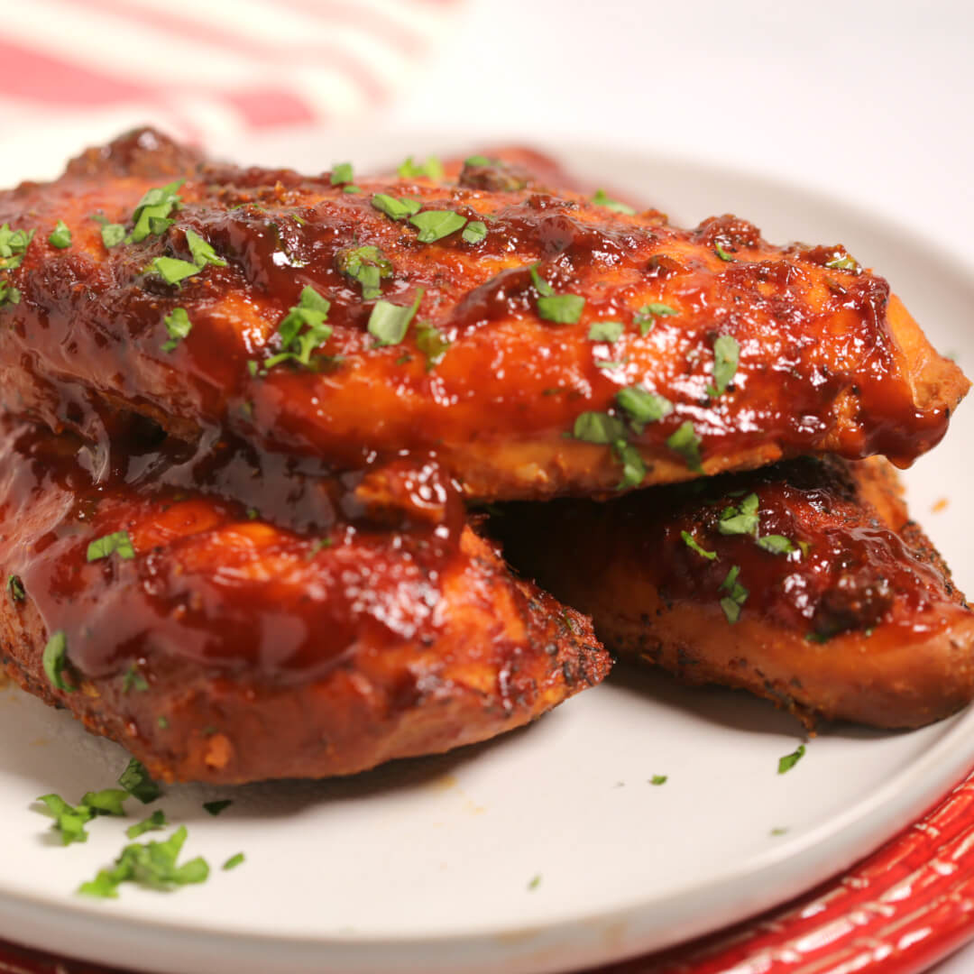 Instant Pot Barbecue Chicken | Easy, flavorful chicken in ...
