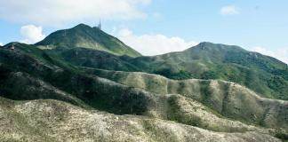Castle Peak at Tuen Mun | Pui To Shan | 青山 | 杯渡山 | 屯門