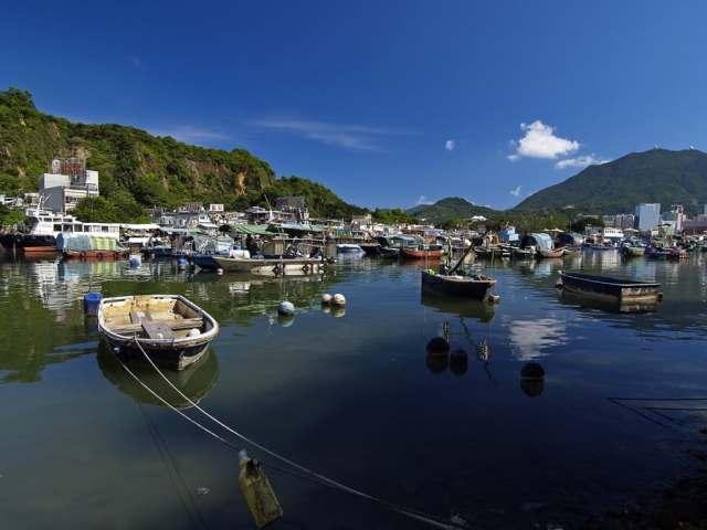 Lei Yue Mun - Sam Ka Tsuen Typhoon Shelter | 鯉魚門三家村避風塘