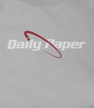 Daily Paper Essential Sweater Light Grey