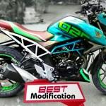 Honda Hornet 160r Best Modification Ideas Modified Honda Hornet 160r Stickering 1006197 Hd Wallpaper Backgrounds Download