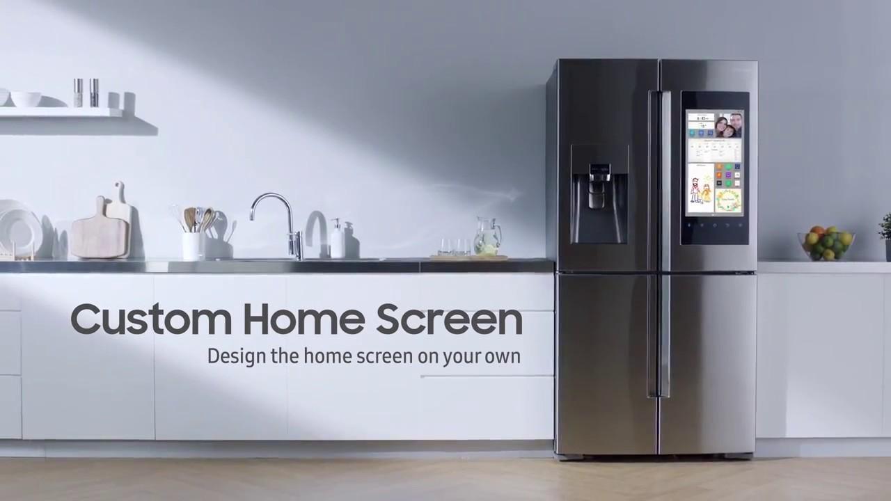 Custom Home Screen - Refrigerator (#1058894) - HD Wallpaper ...