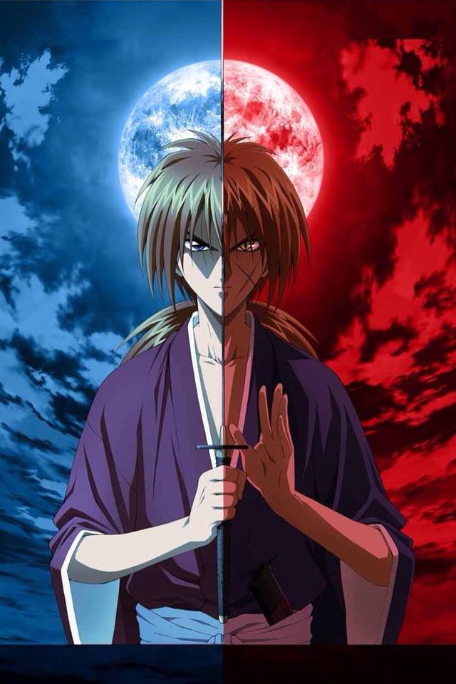 ✓ Terbaru Download Gambar Animasi Samurai X