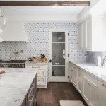 Kitchen Wallpaper Behind Stove Brick Wallpaper Backsplash Backsplash With Marble Counters 155048 Hd Wallpaper Backgrounds Download