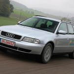Audi A4 B5 Avant Grau 2174837 Hd Wallpaper Backgrounds Download
