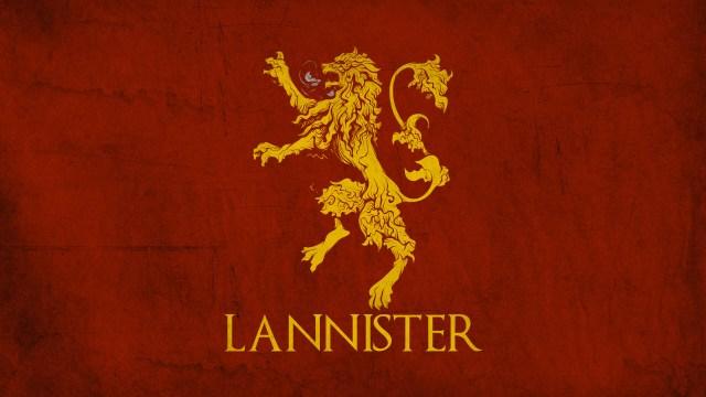 Hear Me Roar House Lannister (#2235396) - HD Wallpaper ...