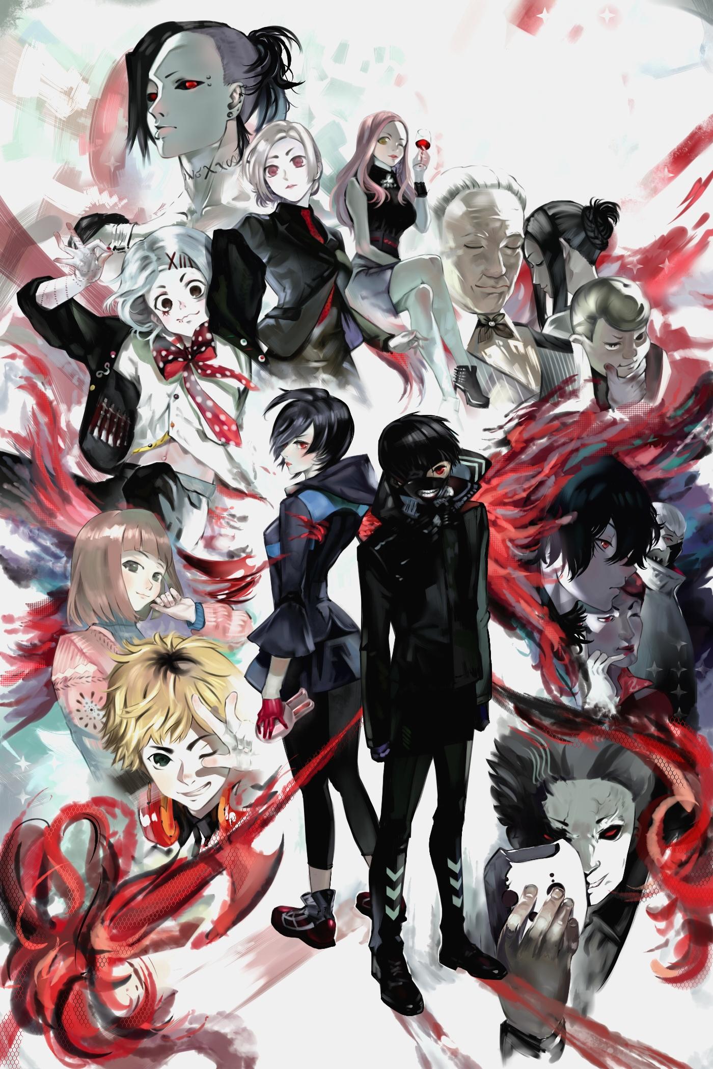 Tokyo ghoul kaneki ken anime 1080p 2k 4k 5k hd wallpapers. 19++ Anime Phone Wallpaper Tokyo Ghoul - Baka Wallpaper