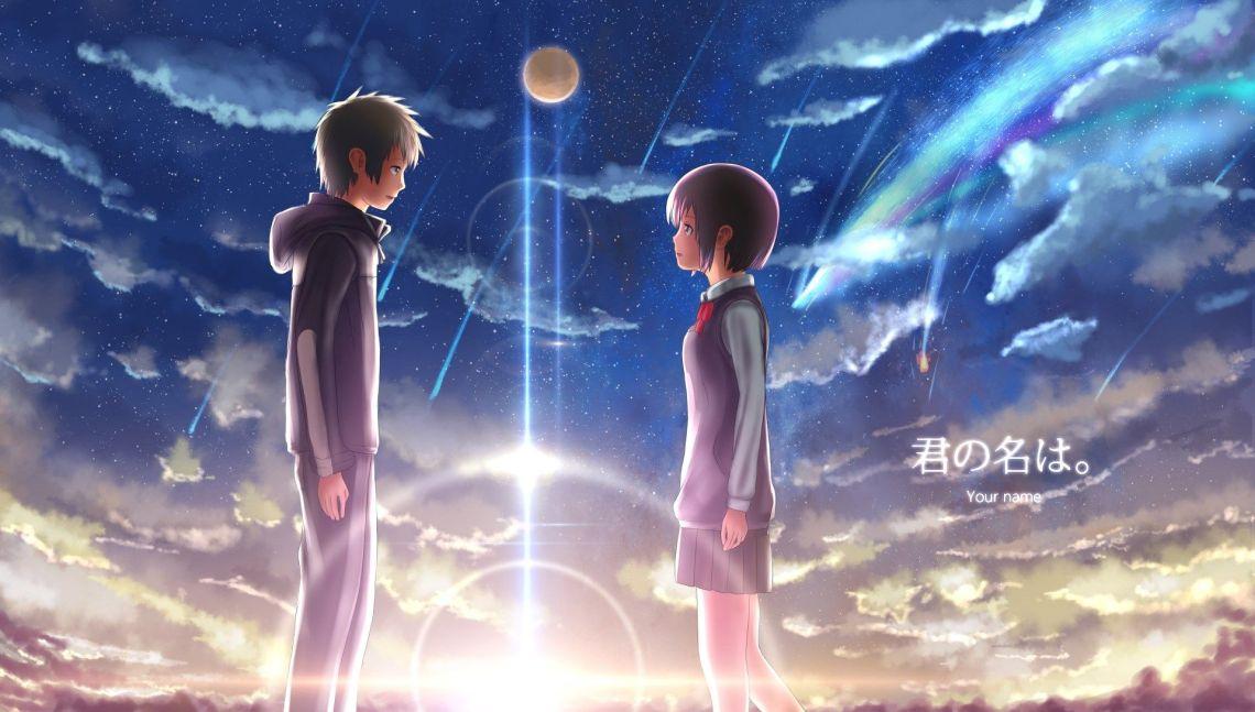 30 Wallpaper De Your Name Anime Sachi Wallpaper
