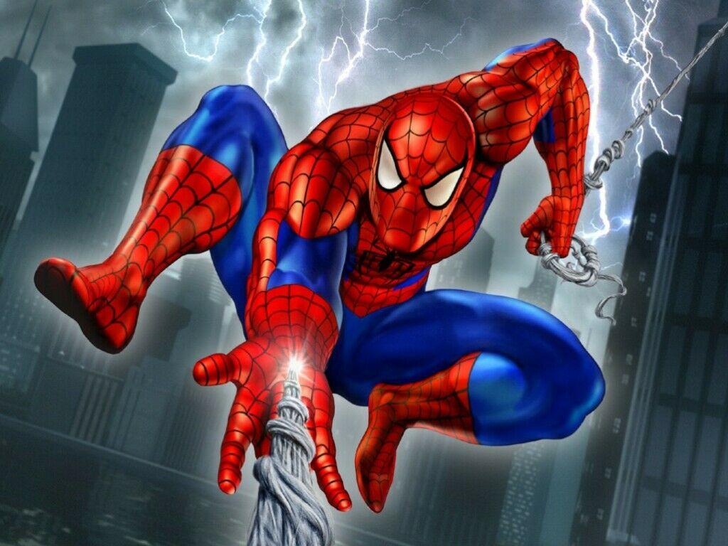 Spider Man Cartoons Wallpapers Wallpapers Spiderman Cartoon Wallpaper Hd 3260642 Hd Wallpaper Backgrounds Download