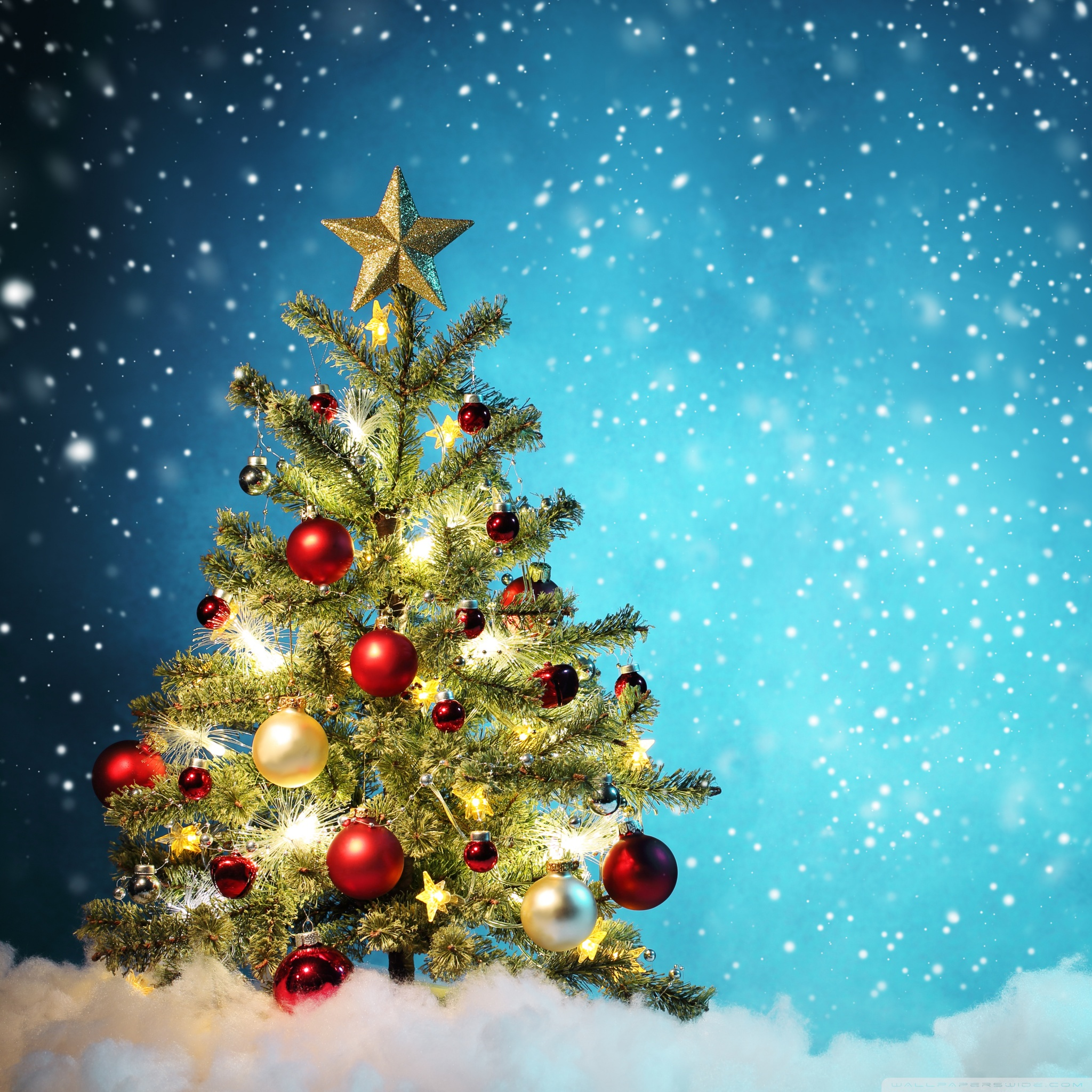 Hd Christmas Wallpaper For Ipad - Finest Wallpapers