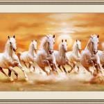 Seven White Horses Wallpaper Running Horse Wallpaper High Resolution 355854 Hd Wallpaper Backgrounds Download