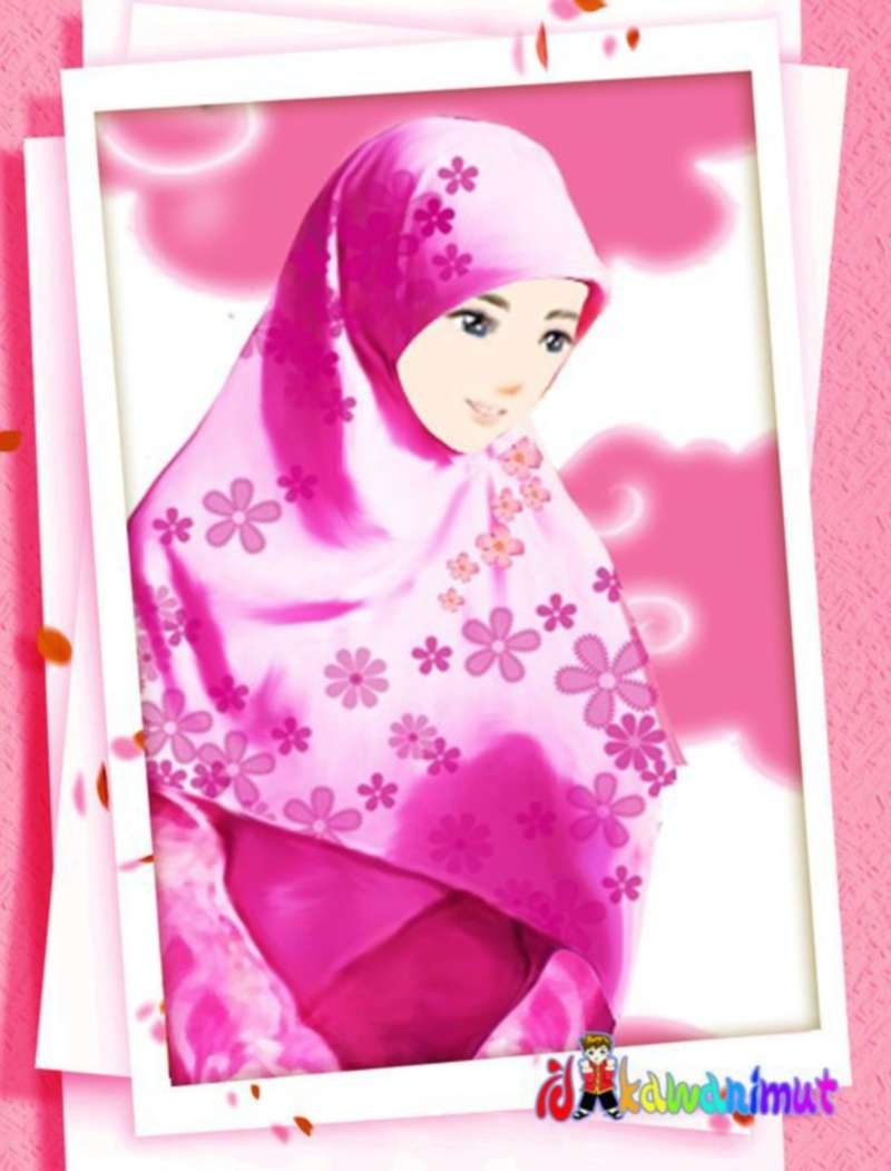 Kusus dewasa Download Gambar Animasi Muslimah Cantik