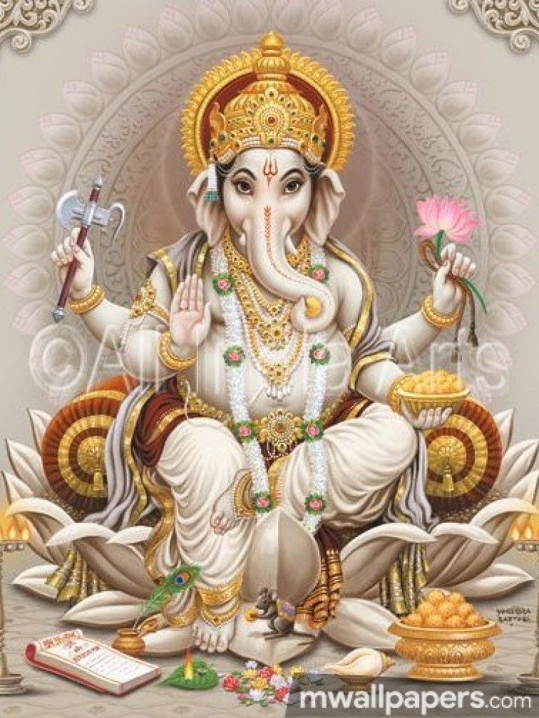 Lord Hd Wallpaper Lord Ganesh 768909 Hd Wallpaper Backgrounds Download