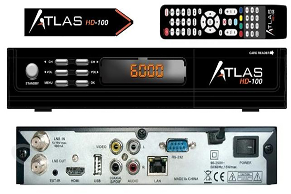 atlas hd 100