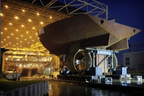 IFS Scheepsbouw- en maritieme oplossing