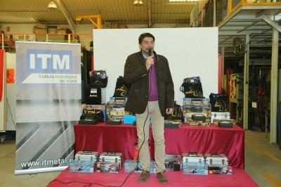 El alcalde de Alicante asiste a la entrega de premios del II Concurso de Soldadura Provincia de Alicante