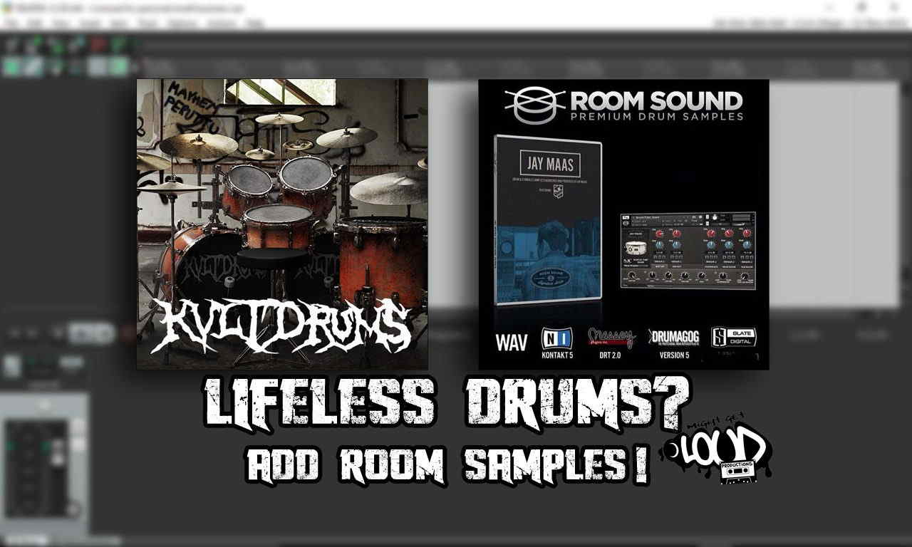 How To Make Lifeless Drums Come to Life Pt I