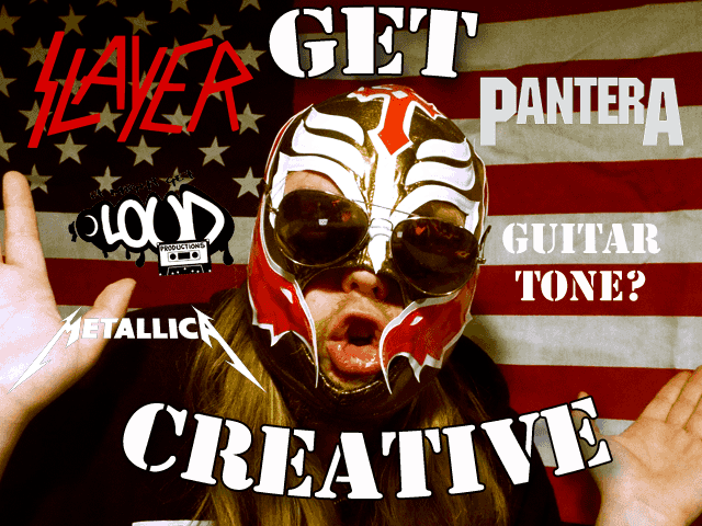 Get Greative Episode 01: How to Get Metallica Tone for Free?