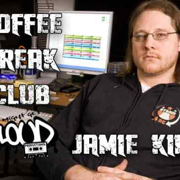 Coffee Break Club: Jamie King