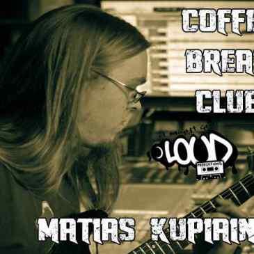 Coffee Break Club: Matias Kupiainen