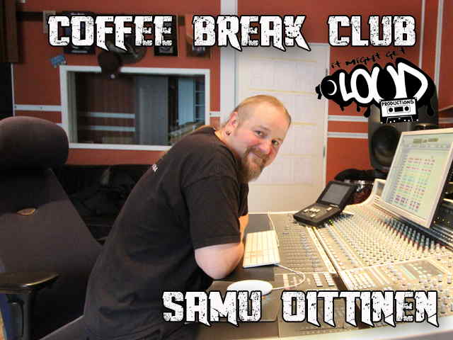 Coffee Break Club: Samu Oittinen