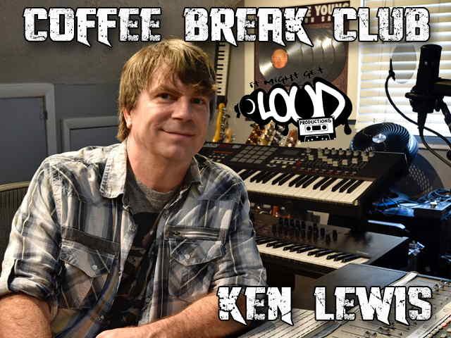 Coffee Break Club: Ken Lewis
